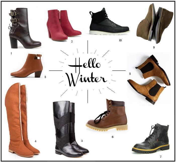 Faire Winterschuhe